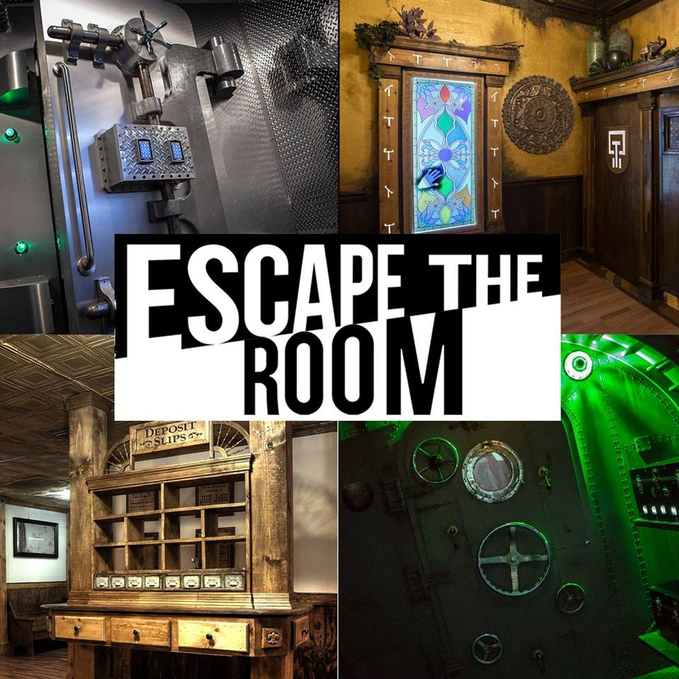 Escape The Room The 1 Real Life Escape Room Game